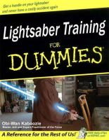 Lightsaber Training For Dummie by nemik