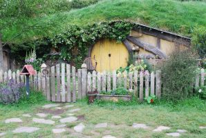 The Hobbit - House from movie by Aidan98