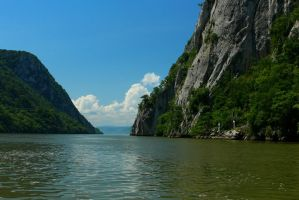 On the Danube 02 by stefeli-reloaded