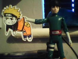 Naruto paper child by Ross-Hawkins