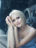 beautiful blonde by kozak2008