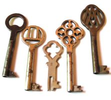 My New Antique Keys, part 3 by sojourncuriosities