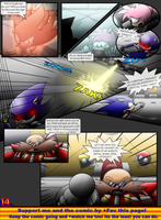 Sonic the Hedgehog Z #8 Pg. 14 July 2014 by CCI545