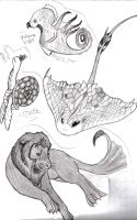 Animal Mixes by x-EBee-x