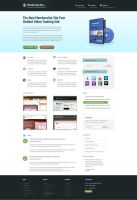 Membership Site 1 by awaisfarooq