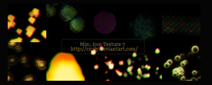 Misc. Icon Texture 7 by cicily