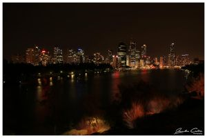 brisbane City by jaydoncabe
