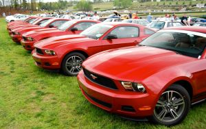 Mustang GT 2010 by TheCarloos