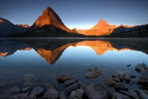 Grinnell Reflections by ejpierle