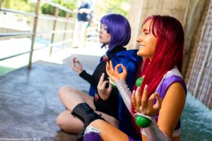 Otakon 2015 - Teen Titans GO!(PS) 18 by VideoGameStupid