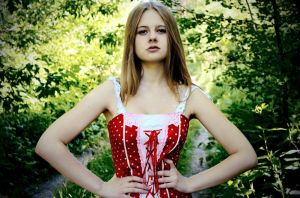 Little Red Riding Hood by natalianaumova