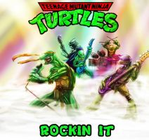The Turtle Band by tipitai