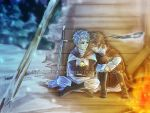 APH: Stay with Me by xiaoyugaara