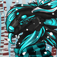 A lovely winter- Icon by Stitchy-Face