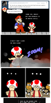 Ask Toad - Another Castle? by pocket-arsenal
