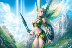 Castle Age HD - Sylph by WarrenLouw