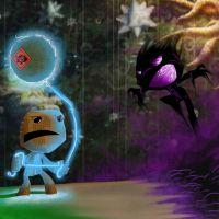 Sackboy Vs Nexus by leovincible
