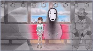 Spirited Away by jthompson007