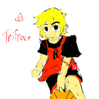 Triforce:RED by shalaylex