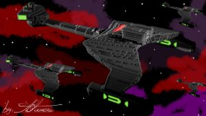 A Patrol of Cruisers by TonyToriusImages