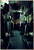 _Midnight bus by 2drew