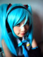 Miku Hatsune Format Cosplay 4 by LilithNagisaIV