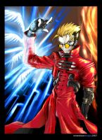 Vash The Stampede by TORA-KUN