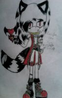 Lucifer the fox by SonicBvB