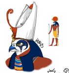 Horus by MsRaggaMuffin