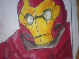I am Ironman by Neolithic-angel
