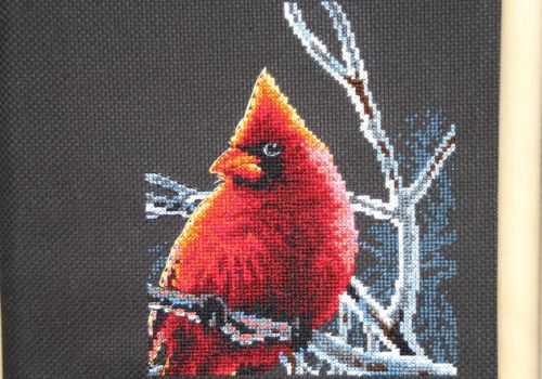 Cross Stitch by aboredlifeisboring