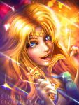 Sailor Venus Selfie by Seiorai