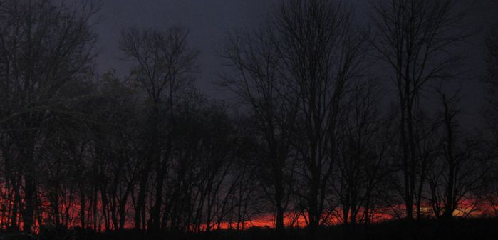 Kentucky Sunrise  11/16 03 by acurmudgeon