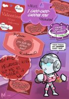 Lil Formers - Happy Valentines by MattMoylan