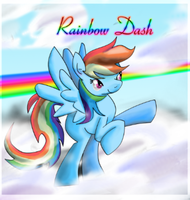 Dashie speedpaint by autobotchari