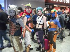 Jak And Daxter Group by Awinnerwasyou