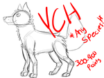 Canine Ych - open by Cookies-Cakes