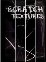 Scratch Textures Pack by IloveMuffin-Stock