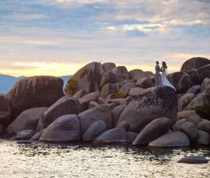 Wedding on the Rocks by MartinGollery