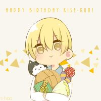 HAPPY BIRTHDAY KISE! by s-haa