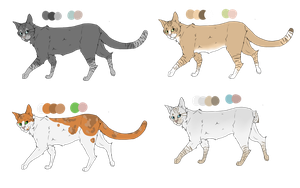 Cat Point Adopt Batch - Open by ElkAdopts