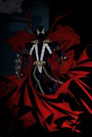 SPAWN by Lakcoo2u by exell