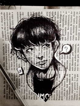 Chanyeol by ShitYuuki