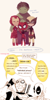 spideypool by CircusMayer