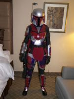 Mandalorian Armor by BrokenRapture781