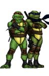 TMNT The Elder Siblings by TheDayTripper