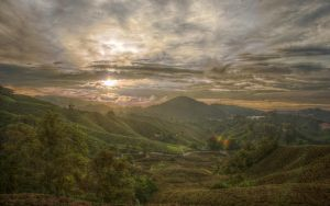 Valley of the Four Winds 1 by Isyala