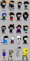 Homestuck according to Robby by Daniladawg