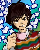 Tea, I think.  Yes, tea. by Smitkins