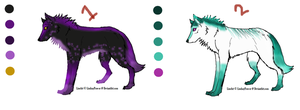 OPEN Point Adopt Wolves by Niyra